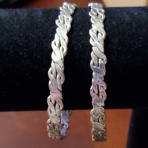 Jewelry - Sterling Silver bangles